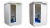FRP環保活動浴廁