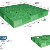 田字型塑膠棧板