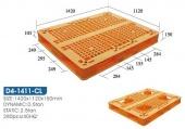 片面型棧板( D4-1411-CL)-YLT