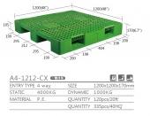 單面型棧板(A4-1212-CX-YLC)