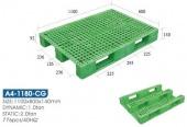 單面型棧板(A4-1180-CG-YLC)