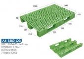 單面型棧板( A4-1280-CG-YLC)