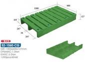 單面型棧板(S2-1060-CG-YLD)