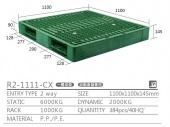雙面型棧板(R2-1111-CX-YLS)