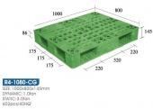 雙面型棧板( R4-1080-CG-YLS)