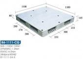 雙面型棧板( R4-1111-FG1-YLS)
