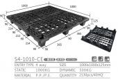 出口型棧板(S4-1010-CE-YLCK)