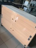 客製化黑色角鋼櫃