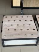 學校客製化羽毛球拍/桌球拍放置架